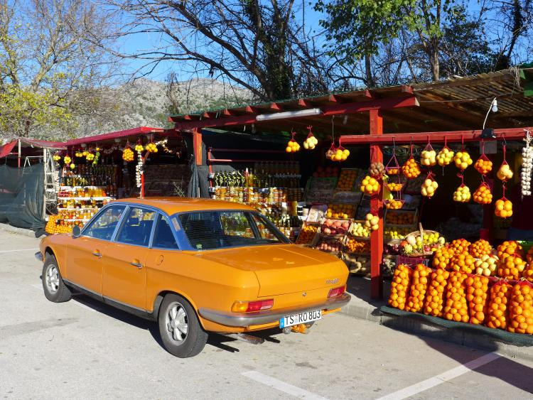 Farbe Orange bj 1968 - 1971 | Ro 80 Club International